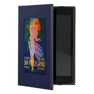 San Pellegrino Vintage PosterEurope Covers For iPad Mini