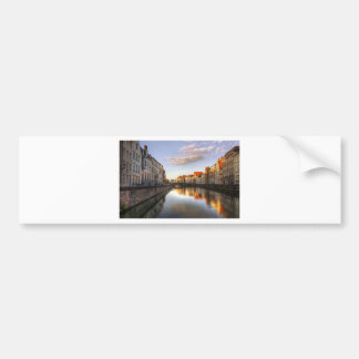 San Petersburg, Russia Bumper Stickers