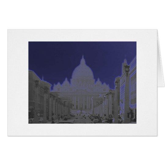 San Pietro (Roma)  Card