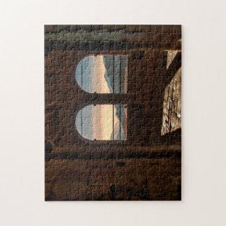 San Quirico's Sunset Jigsaw Puzzle