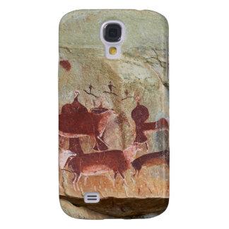 San Rock Art Near Game Pass Shelter, Kamberg Galaxy S4 Case