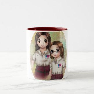 San Saturio Customized Cup