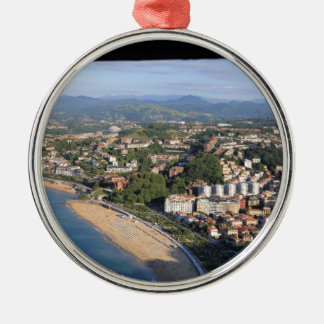 San Sebastian Spain Christmas Ornament