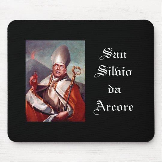 San Silvio da Arcore Mouse Pad