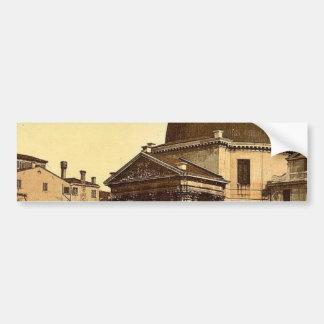 San Simeone Piccolo, Venice, Italy classic Photoch Bumper Stickers