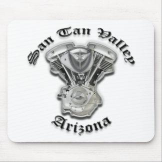 San Tan Valley Arizona - MC Engine Mouse Pad