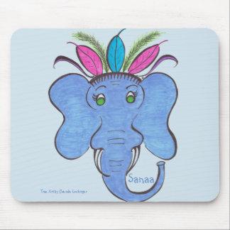 Sanaa Elephant Mouse Mat