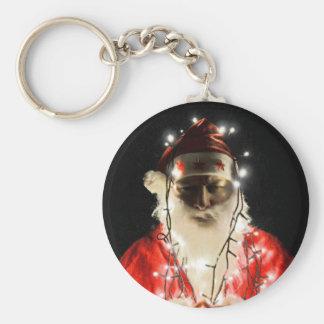 Sanata Claus Key Ring