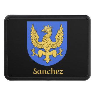 Sanchez Family Shield Trailer Hitch Covers