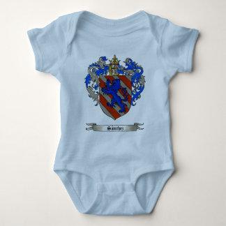Sanchez (of Asturias) Coat of Arms Baby Bodysuit