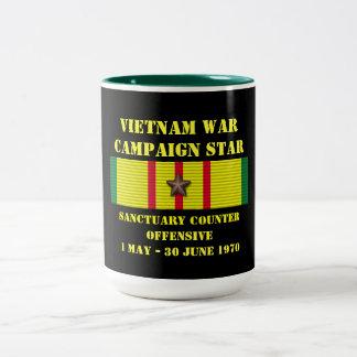 Sanctuary Counter Offensive Campaign Two-Tone Coffee Mug