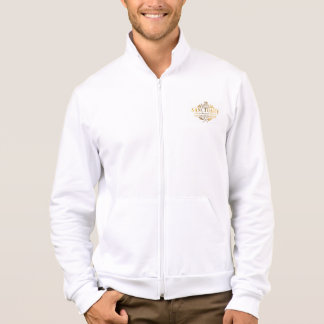 Sanctuary interfaith RayEl white jacket