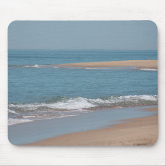 Sand and sea mouse pad