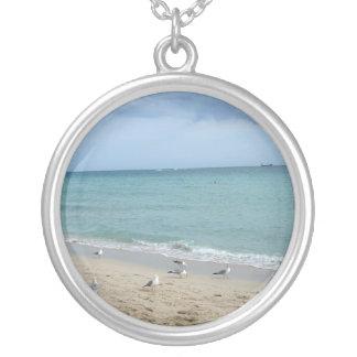 Sand and Seagulls Pendants