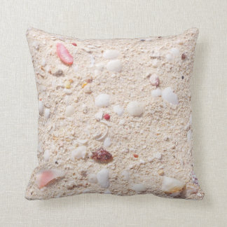 Sand And Shells Cushion