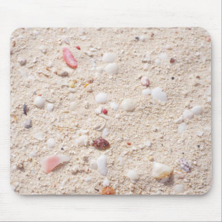 Sand and Shells Mouse Mat