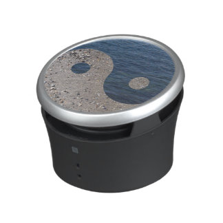 Sand and Water Yin and Yang Speaker