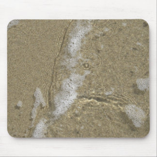 Sand at the Beach Mouse Pad