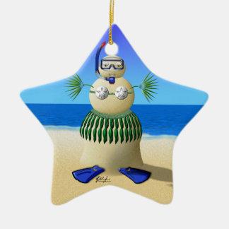 Sand Babe Ornament