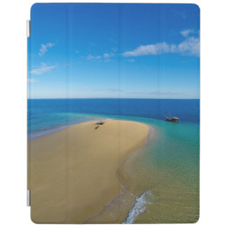 Sand Bar And Dhow | Ibo Island, Mozambique iPad Cover