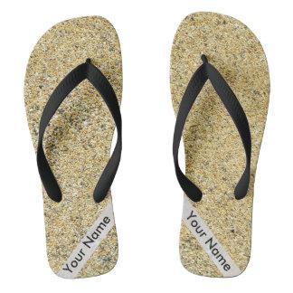 sand beach flip flops