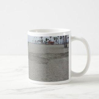 Sand Beach Ocean Mugs