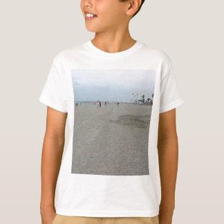 Sand Beach Ocean Tshirts