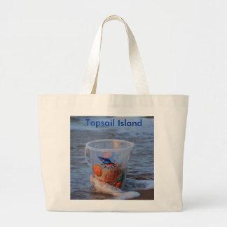 'Sand Bucket' Jumbo Tote Bag