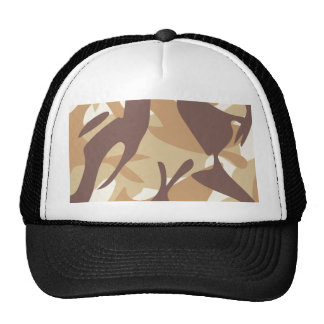 Sand Camouflage Cap