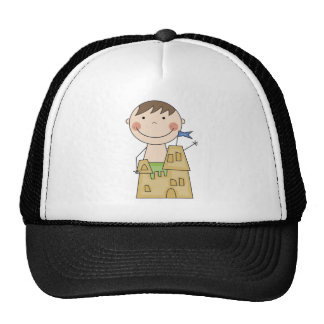Sand Castle King Tshirts and Gifts Cap