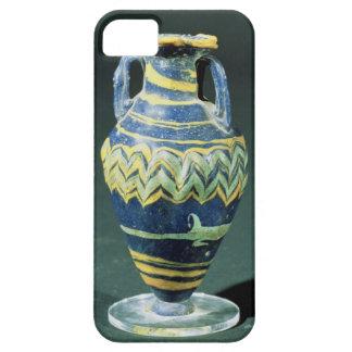 Sand-core glass unguent flask (amphoriskos) from P iPhone 5 Case