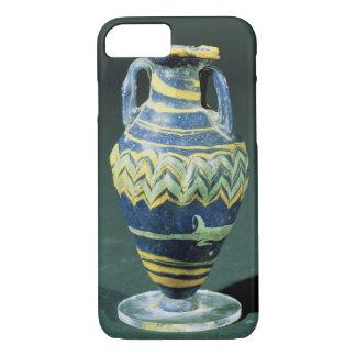 Sand-core glass unguent flask (amphoriskos) from P iPhone 7 Case