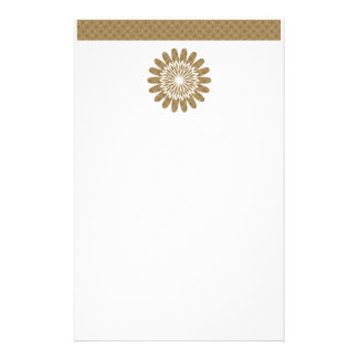 Sand Daisy Stationery