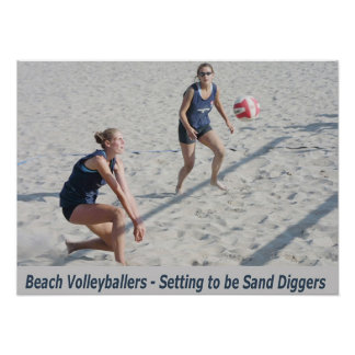 Sand Diggers Poster