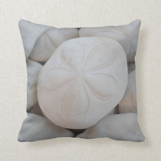 Sand Dollar Beach pillow