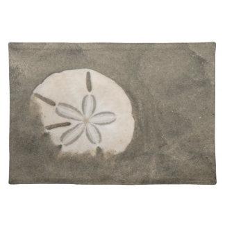 Sand dollar (Echinarachnius parma) Placemat