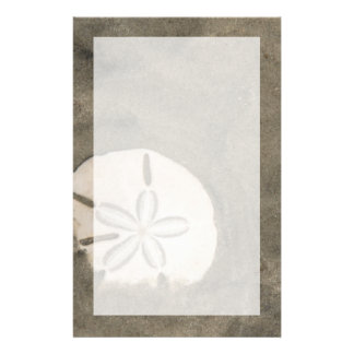 Sand dollar (Echinarachnius parma) Stationery