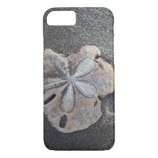 Sand dollar on sand iPhone 7 case