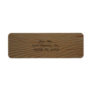Sand Dune Abstract Labels