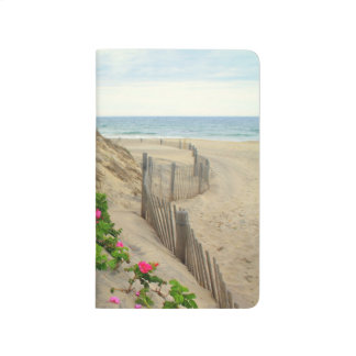 Sand Dune Beachy Pocket Journal