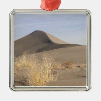 Sand dune formations. Bruneau Dunes State Park 2 Christmas Ornament