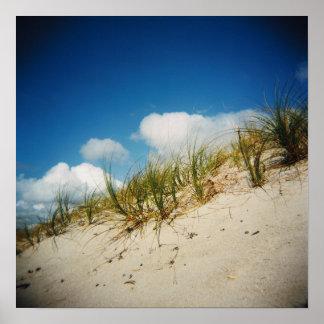 Sand dune print