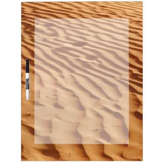 Sand Duner Dry Erase Board