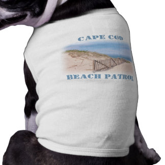 Sand Dunes and Beach Fence Shirt