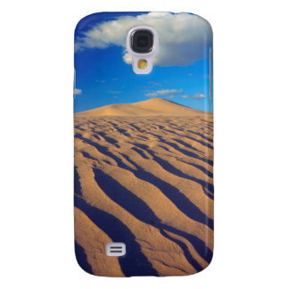Sand Dunes and Clouds Galaxy S4 Case