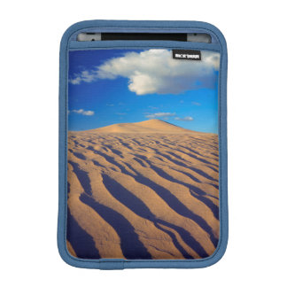 Sand Dunes and Clouds iPad Mini Sleeve