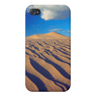 Sand Dunes and Clouds iPhone 4 Cover