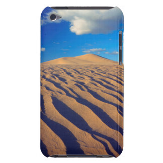 Sand Dunes and Clouds iPod Touch Cover