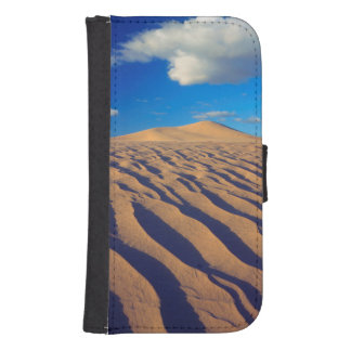 Sand Dunes and Clouds Samsung S4 Wallet Case