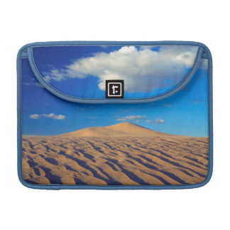 Sand Dunes and Clouds Sleeve For MacBooks